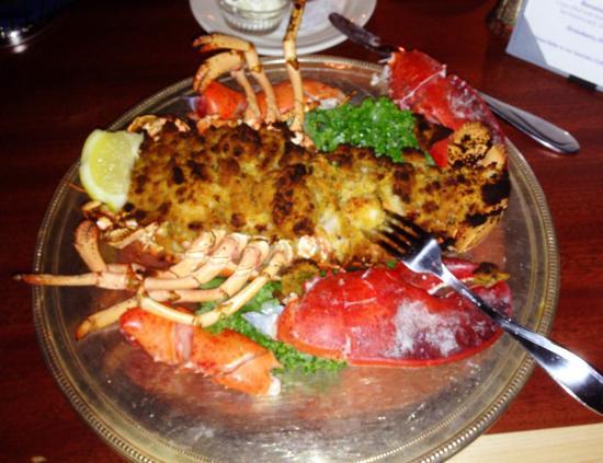 Joseph's by the Sea Restaurant: Wow