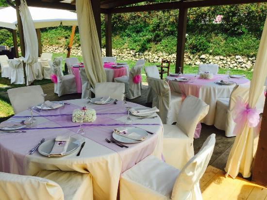 Ristorante giardini di kyme picture of ristorante giardini di