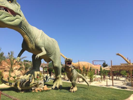 Very awesome! - Photo de Dinosauria Park, Gournes Pediados ...