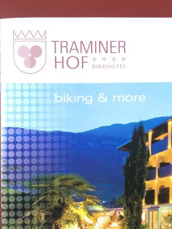 Hotel Traminer Hof: loca