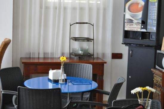 Sea Side Hotel : Breakfast room