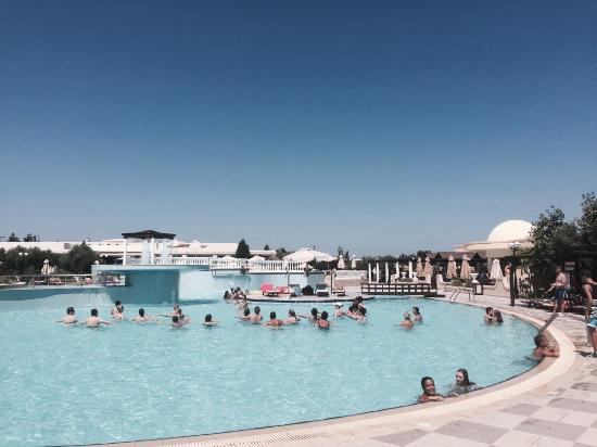 piscine principale picture of gaia palace hotel mastichari rh tripadvisor ca