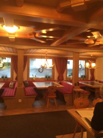 Hotel Restaurant Walserhof, Malbun - Restaurant