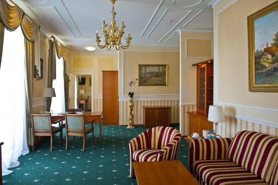 Hotel Mozart: Apartment