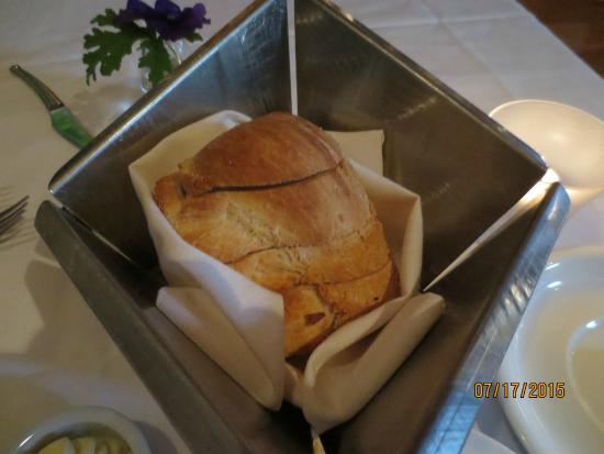 Red Sky: crusty bread
