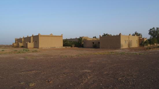 Auberge Merzane : du desert