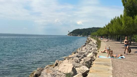 Beach Barcola