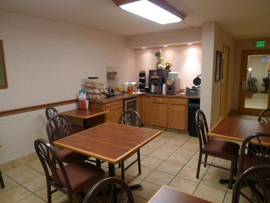 Grand Junction, CO: Breakfast Bar