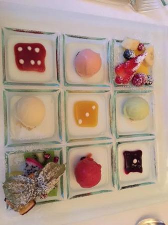 Restaurant des Trois Tours : Dessert