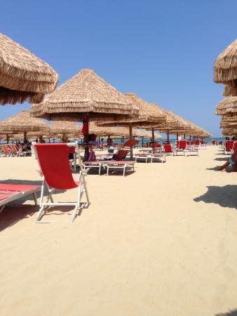 Pescara Strand lido oriente convenzionato picture of hotel salus pescara