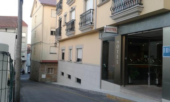 Hotel Portonovo : Entrada del hotel
