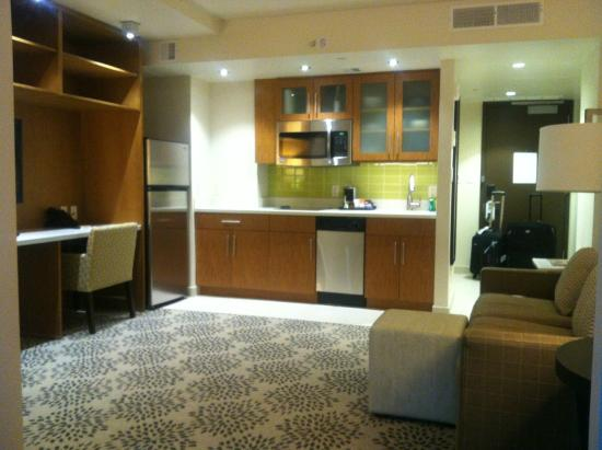 Kitchenette - Picture of The Concordia, Washington DC - TripAdvisor