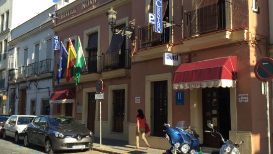 Hotel Nova Centro: Fachada