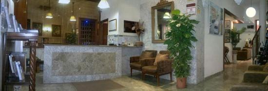 Hotel Nova Centro: Recepcion