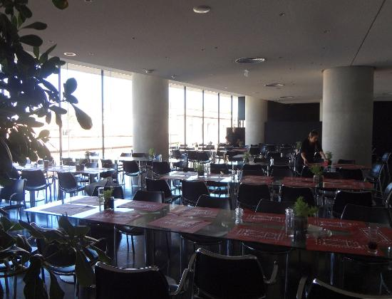 Picture of restaurant at the acropolis museum for Acropolis cuisine