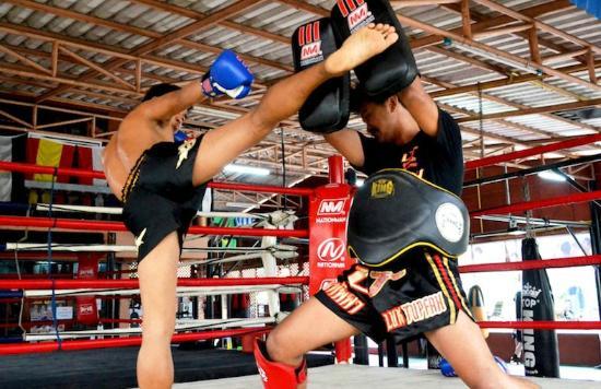 Luktupfah Muay Thai