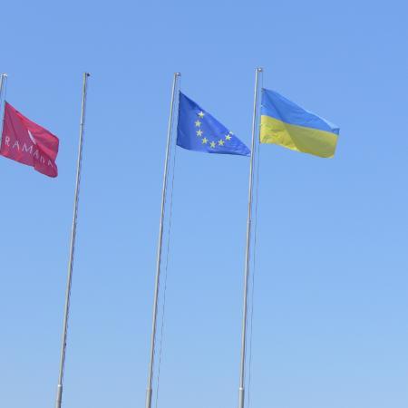 Ramada Lviv: Ukrainisch Europäische Freundschaft