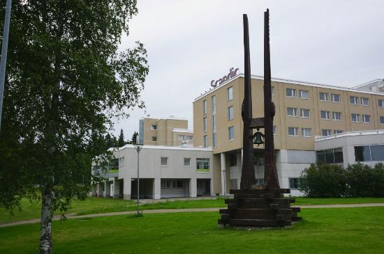 Scandic Kajanus: Scandic Hotel Kajanus, Kajaani