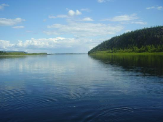 Seymchan, Russland: Окрестности Сеймчана