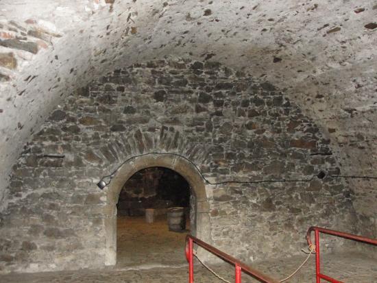 Tabor Tunnels : Entrance