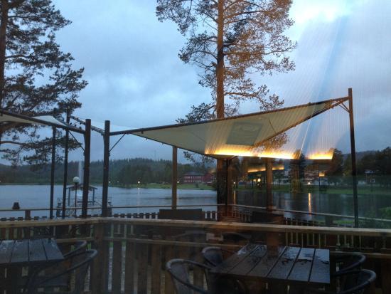 Hotel Laponia: vista della camera