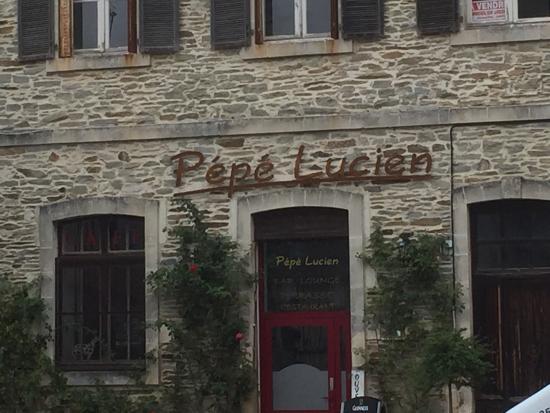Restaurants Saint Yrieix  Pepe Lucien