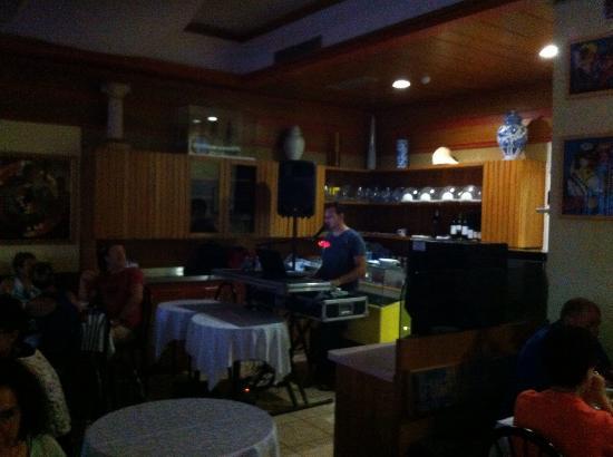 Hotel Capri : ristorante