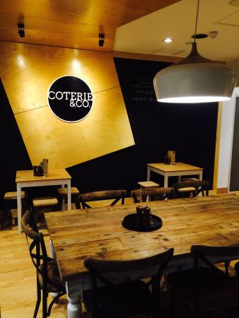 Coterie and Co
