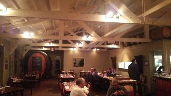Vidal Estate Winery Restaurant: 店の中の写真です