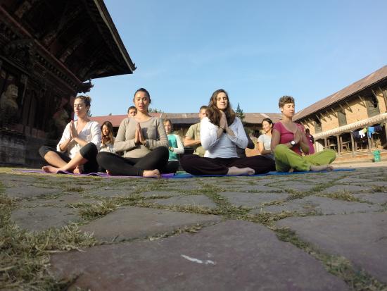 Nepal Yoga Academy
