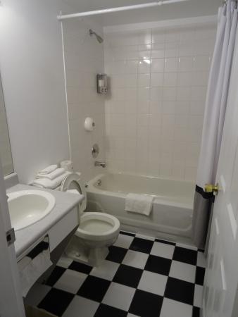 Harbour Light Motel: Salle de bain