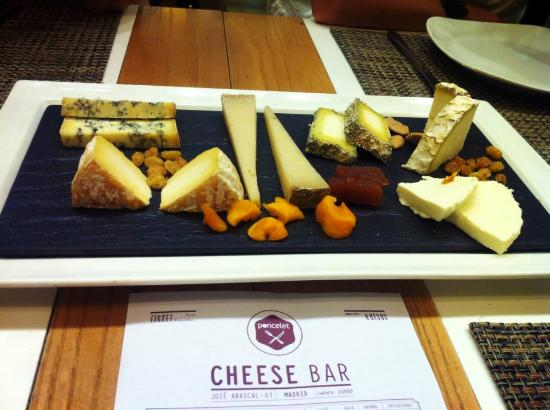 bar cheese