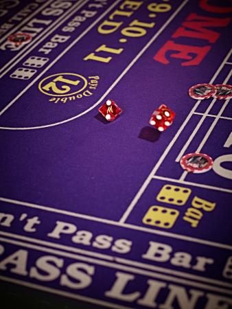 Mount Airy Casino Resort: Roulette table