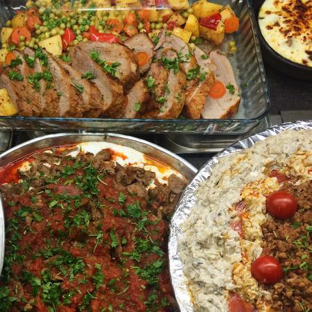 Tibilisi Sultan Restaurant: Ev yemekleri