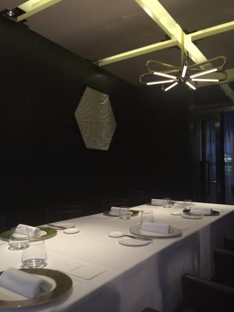 Private dining room picture of vasco hong kong for Best private dining rooms hong kong