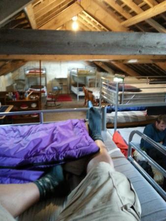 Greencarts Farm: Bunk house