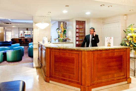Bed Breakfast hotel Continental.Lourdes