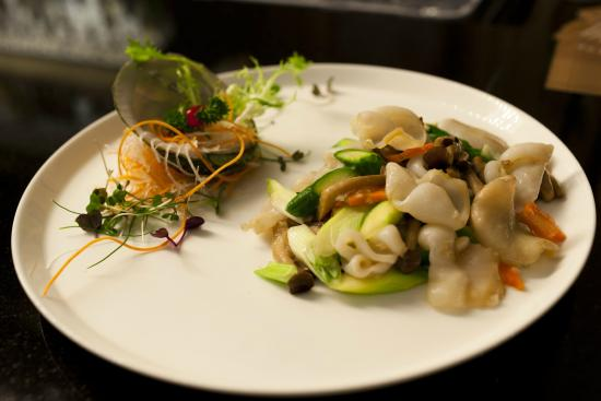 Grand Imperial London: Abalone