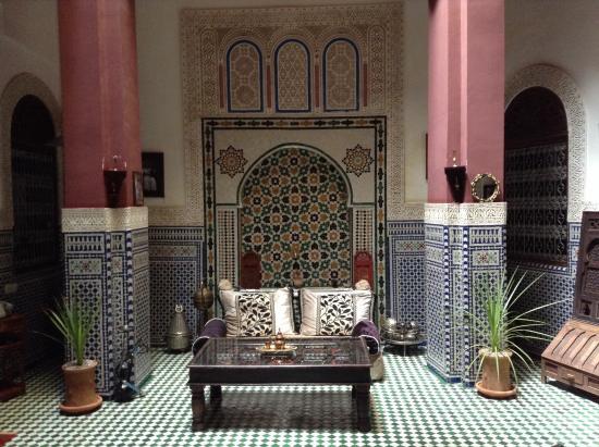 riad la bague de kenza prices hotel reviews fes. Black Bedroom Furniture Sets. Home Design Ideas