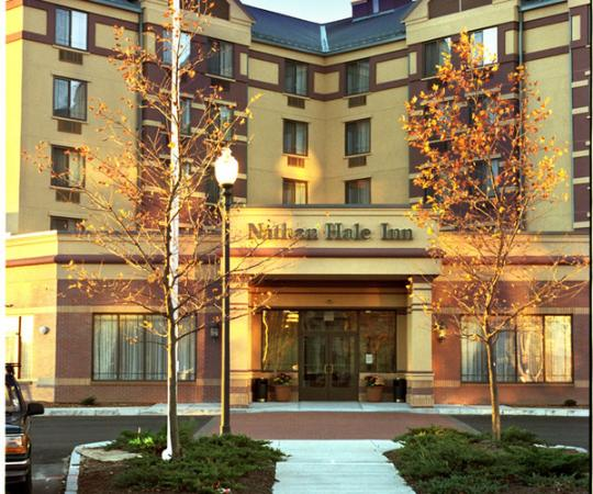 Nathan Hale Inn and Conference Center: Welcome to the Nathan Hale Inn & Conference Center!