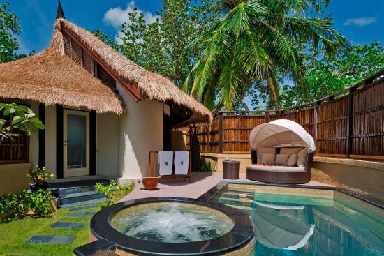 بانيان تري جزر المالديف: вилла
