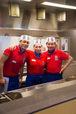 Han Mongolian Barbecue: Die HAN Grillmeister