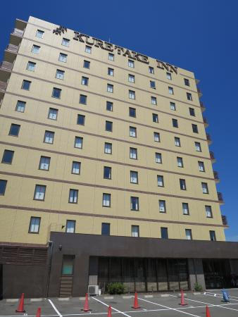 HOTEL Kuretake Inn Kikugawa Interchange : 外観