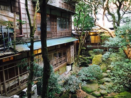 Fukuzumiro Ryokan : 福住楼