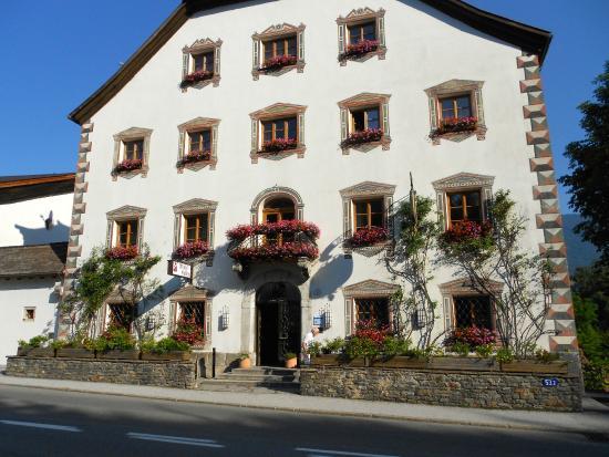 Hotel Plankenhof: Entrée de l'hôtel