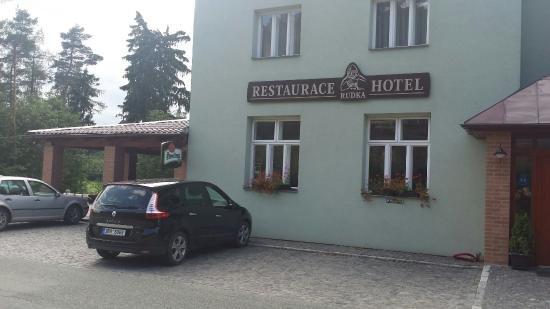 Restaurace Hotel Rudka