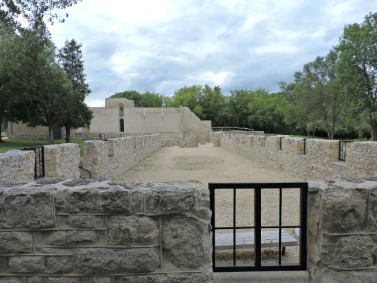ruins picture of trappist monastery winnipeg tripadvisor