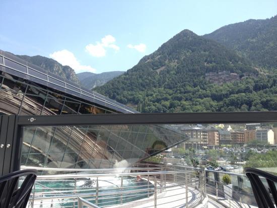 Restaurant SIAM SHIKI -  INUU: Blick von der Terrasse