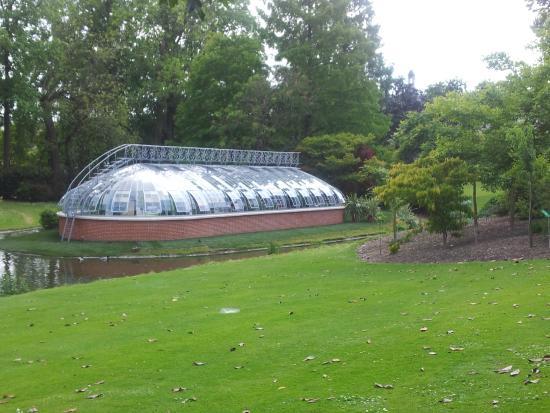 Serre Tropicale - Photo de Jardin des Plantes, Nantes - TripAdvisor