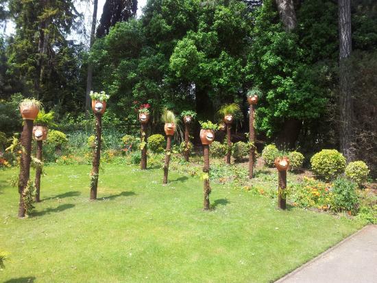 exposition Claude PONTI - Picture of Jardin des Plantes, Nantes ...